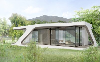 MODERN PREFAB IS THE NEW MOBILE HOME