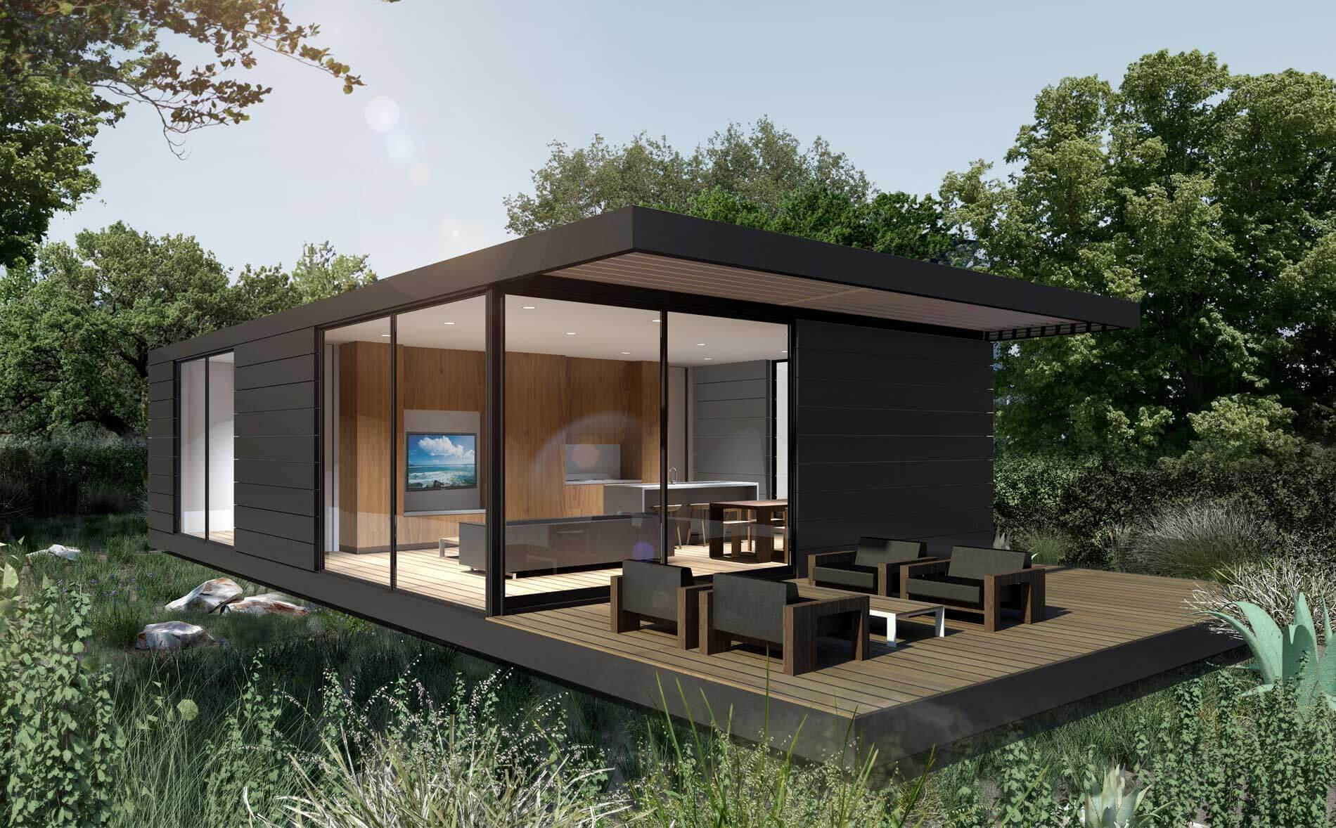 7 Designer Prefab Homes You Can Order Online